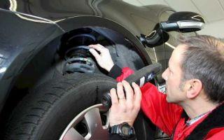 Как провести диагностику автомобильных амортизаторов?