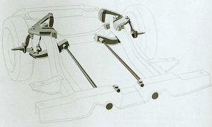 Что такое торсион в подвеске автомобиля и как он устроен