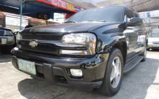 Пневматическая подвеска Chevrolet Trailblazer