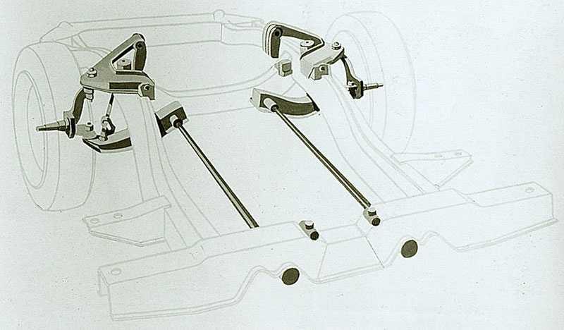 устройство торсионной подвески